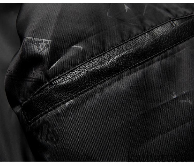 稀少!高品質★羊の皮100%スーツ 中長 皮革製服 紳士用レザージャケット メンズレザーウェア ビジネス ジャケット サイズ選択可_画像5