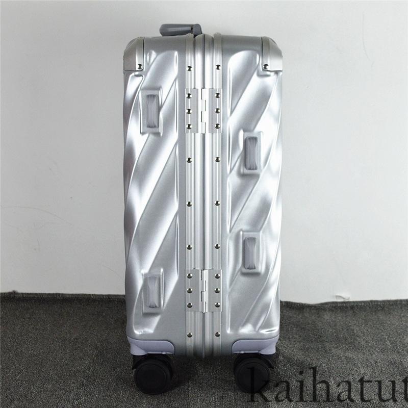 最高品質※EU基準※アルミフレーム合金製・軽量/静音・TSAロック搭載スーツケース・キャリーケース※機内持ち込可 /20インチ_画像5