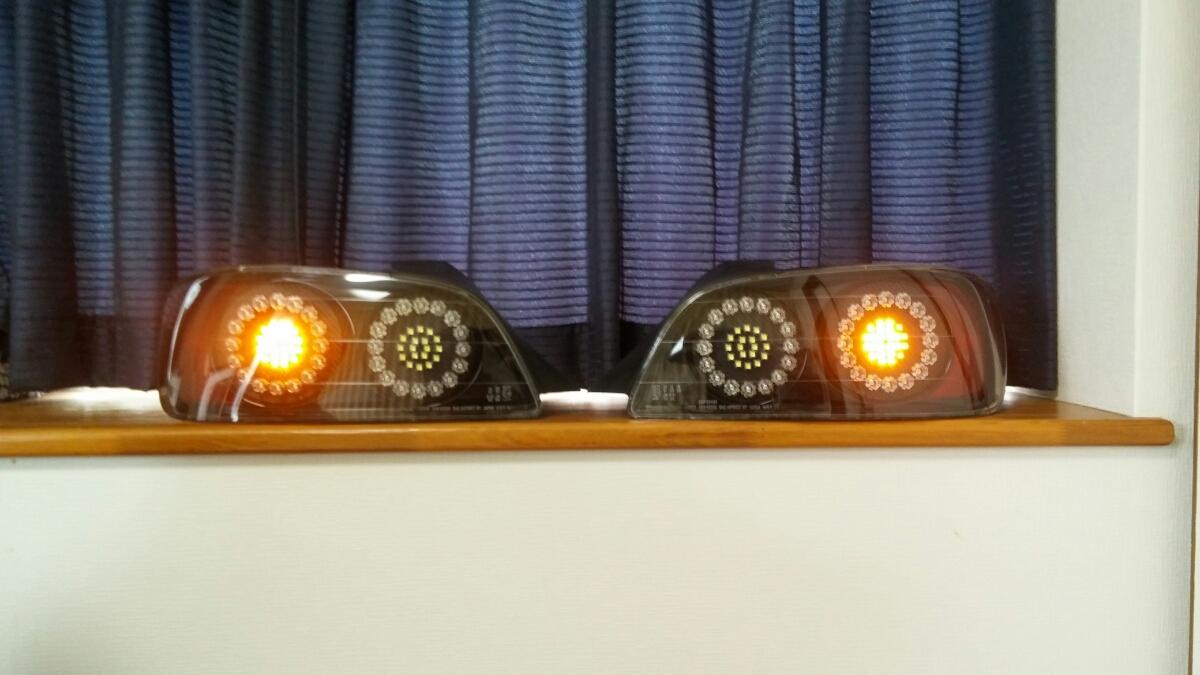 S2000 AP-1 LED テールランプ_画像4