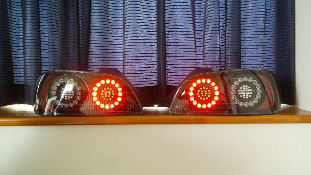 S2000 AP-1 LED テールランプ_画像3