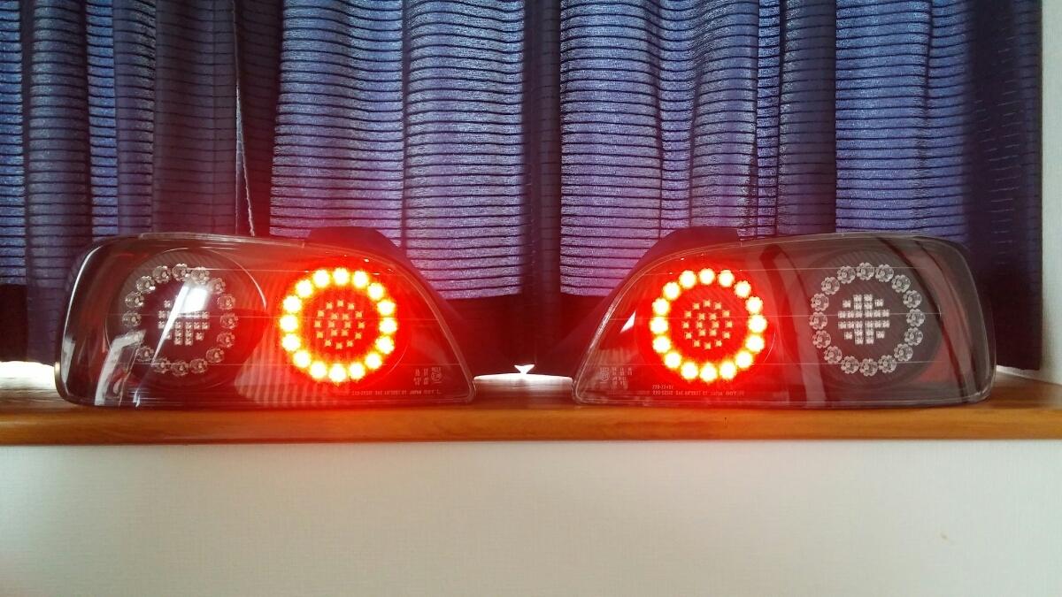 S2000 AP-1 LED テールランプ_画像2