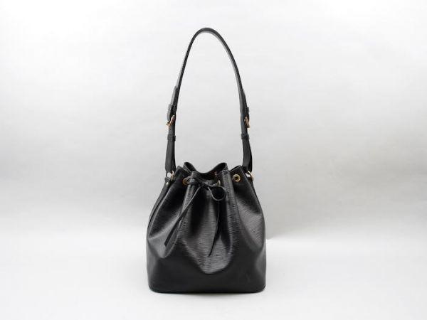 ■【使用わずか】ルイヴィトン Louis Vuitton エピ プチノエ 極美品 ショルダーバッグ ノワール 定価約13万_画像3