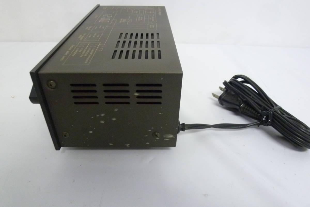 《通電確認済み》national ナショナル オーディオタイマー TE903 Panasonicパナソニック Y2019071101_画像4