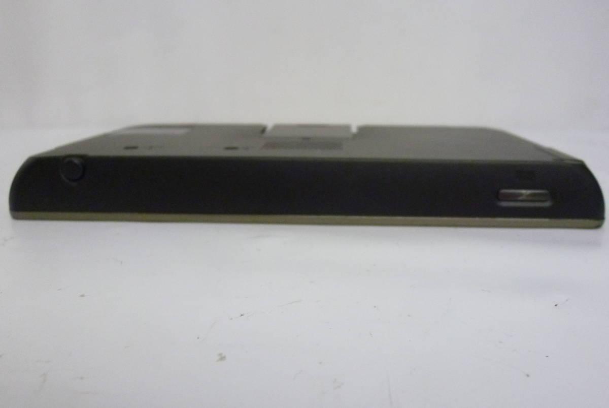 Panasonic ゴリラ 大画面7V型ワイドVGA CN-SP720VL ナビ ポータブルナビゲーション Y2019071903_画像6