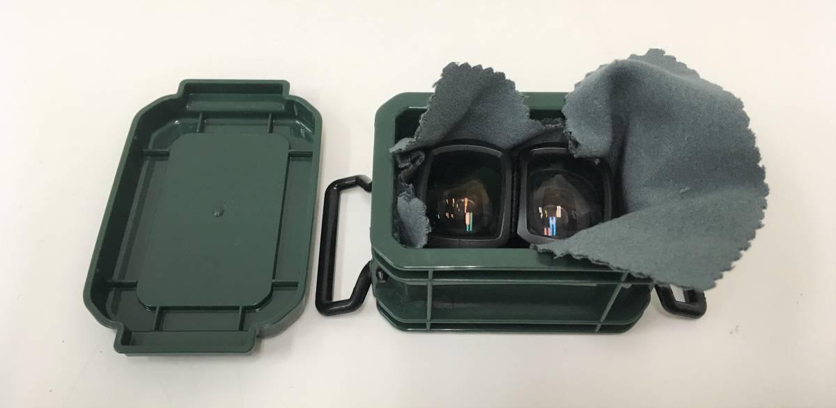 【Voigtlander フォクトレンダー 15mm&25mmセット】 ビューファインダー/ケース付/T6112_画像6