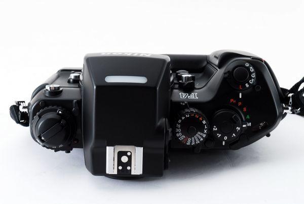 ◆AB (良品)ニコン Nikon F4S ボディ + MB-21 外観綺麗です/471772_画像4