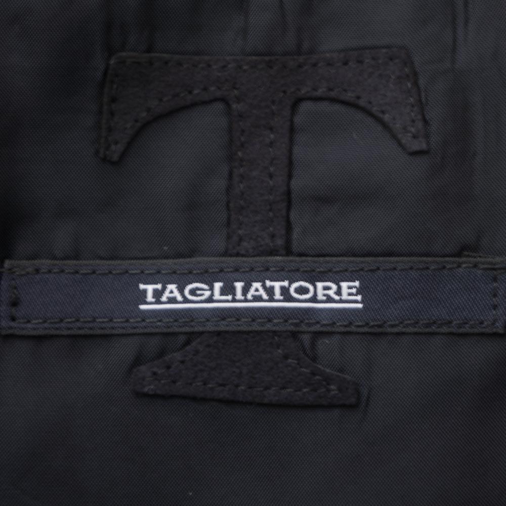 イタリア製★ タリアトーレ コットン ニット ジャージー ジャケット 48 ストライプ TAGLIATORE モンテカルロ ピーノレラリオ MONTECARLO_画像8