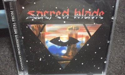 激レア Sacred Blade - Of The Moon + Moon 全18曲 Rush/Touch プログレ・ハードの大傑作