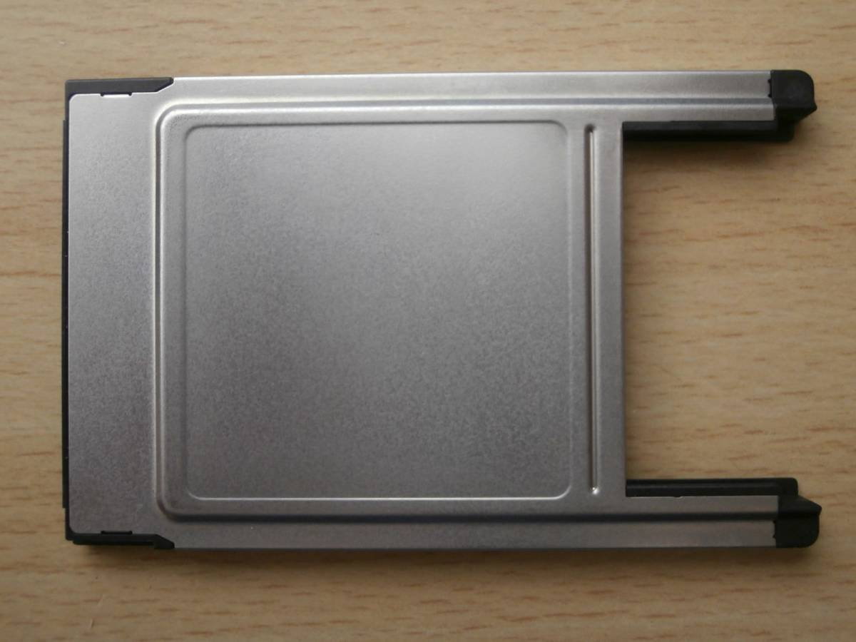 PCカード コンパクトフラッシュ アダプタ CF 変換