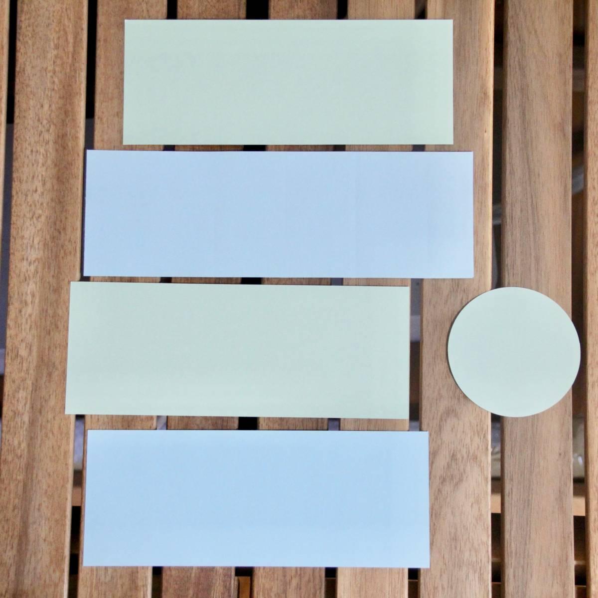 デッドストック Apple Computer アップル コンピューター レインボー ロゴ Mac OS ステッカーセット 非売品 ノベルティー Think Different_画像6