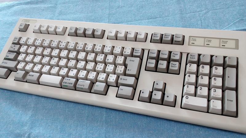IBM鍵盤(キーボード)5576-A01(79F0167)