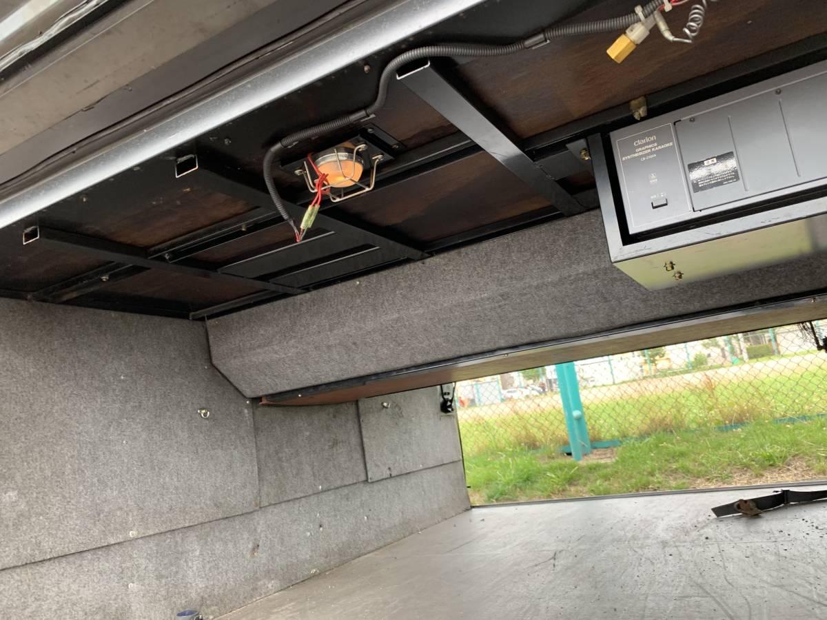 平成9年三菱エアロミディー6D17サロンバス25人乗りエアコンバッチリ効きます塗装済_画像6
