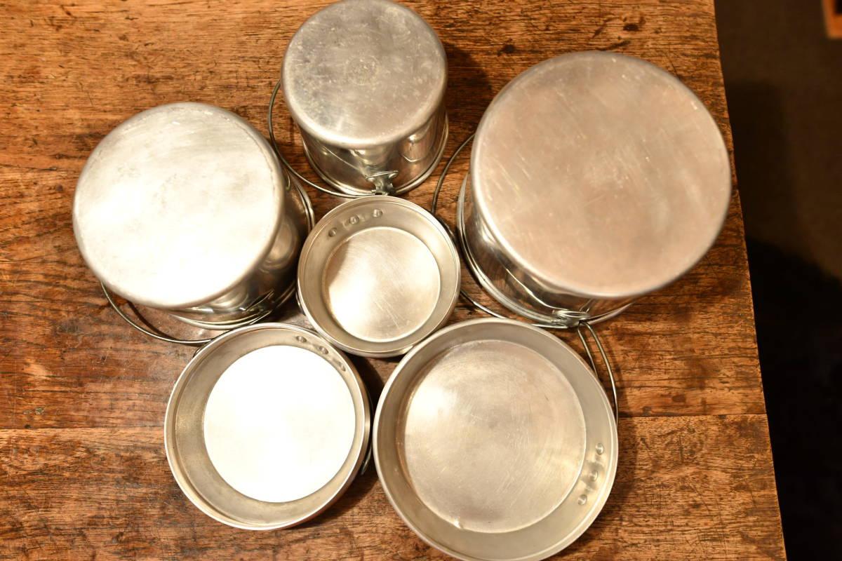 激レア! ホットン社製 ブルドッグ ブランド ビリーカン ビリー缶 MADE IN UK  焚き火 ツーリング ブッシュクラフト_画像8