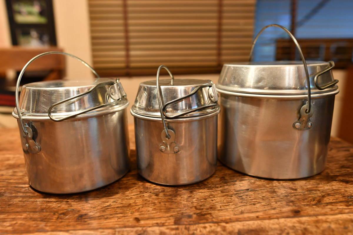 激レア! ホットン社製 ブルドッグ ブランド ビリーカン ビリー缶 MADE IN UK  焚き火 ツーリング ブッシュクラフト_画像2