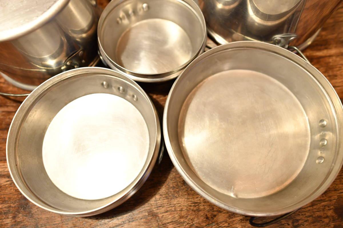 激レア! ホットン社製 ブルドッグ ブランド ビリーカン ビリー缶 MADE IN UK  焚き火 ツーリング ブッシュクラフト_画像9