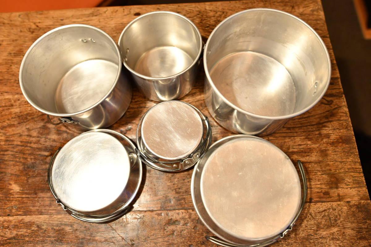 激レア! ホットン社製 ブルドッグ ブランド ビリーカン ビリー缶 MADE IN UK  焚き火 ツーリング ブッシュクラフト_画像5