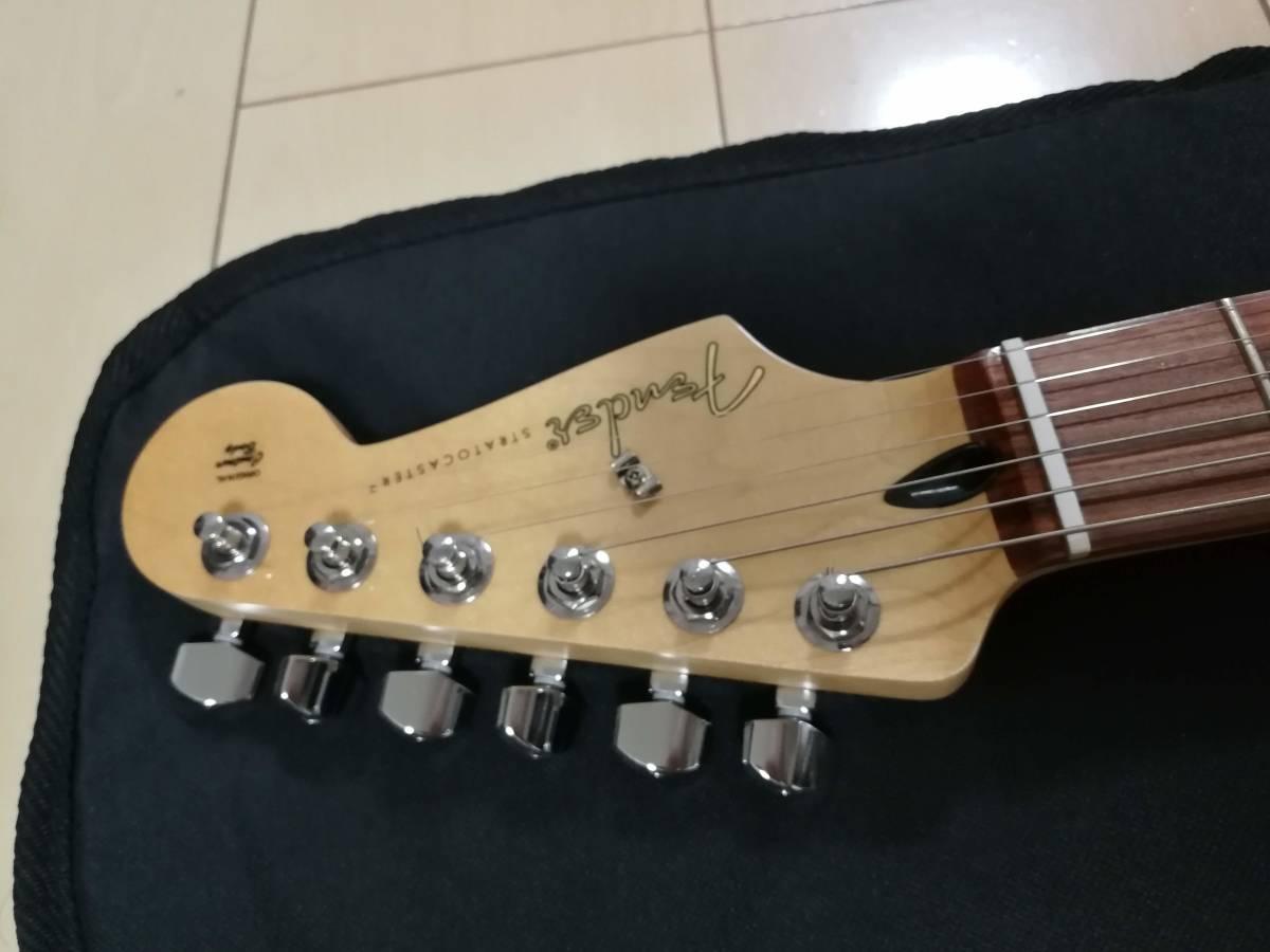 fender player stratocaster 3TS hss ピックアップ変更(アメスタ搭載ピックアップ&Diamond Backハムバッカー)_画像3