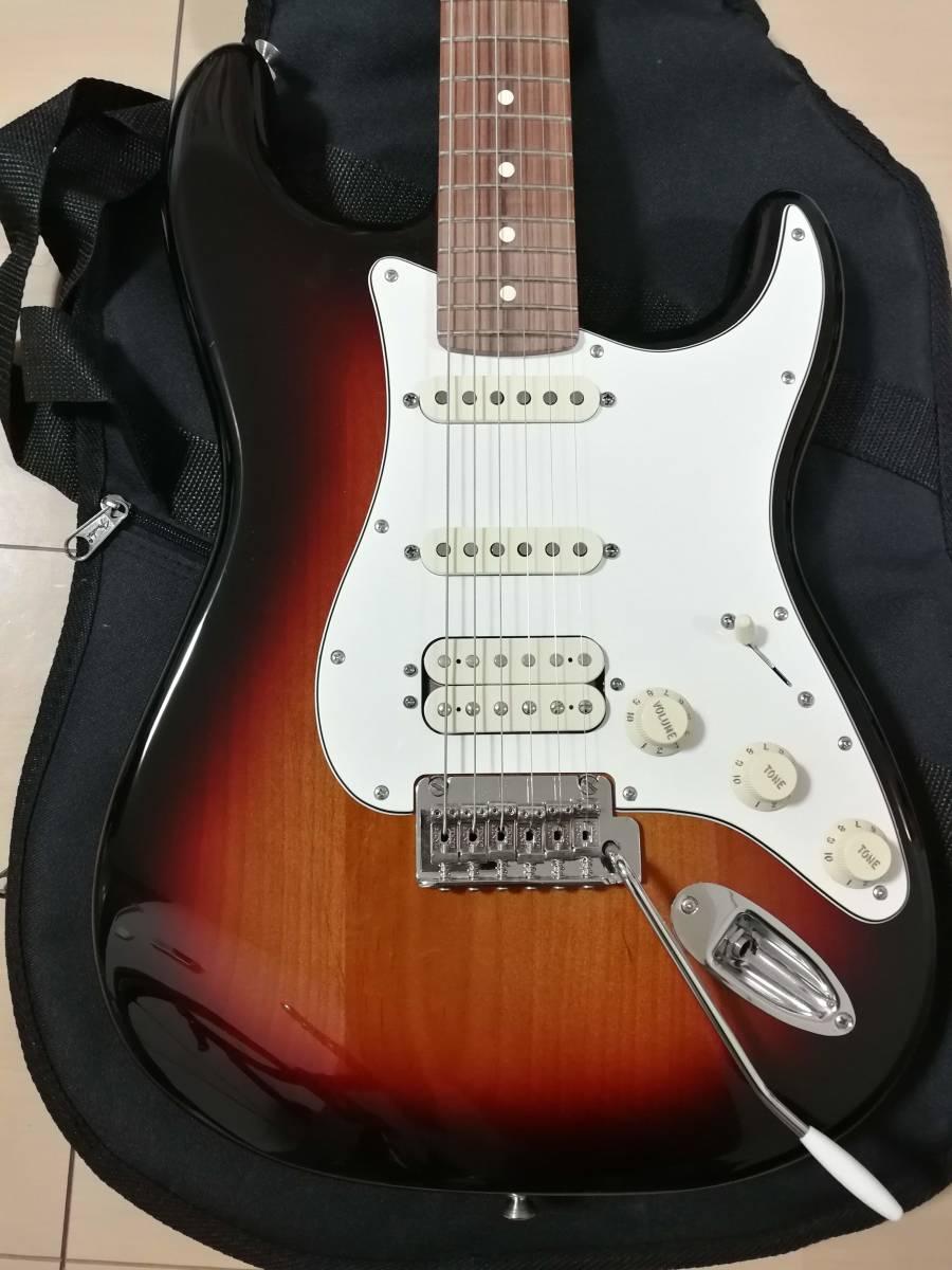fender player stratocaster 3TS hss ピックアップ変更(アメスタ搭載ピックアップ&Diamond Backハムバッカー)_画像2