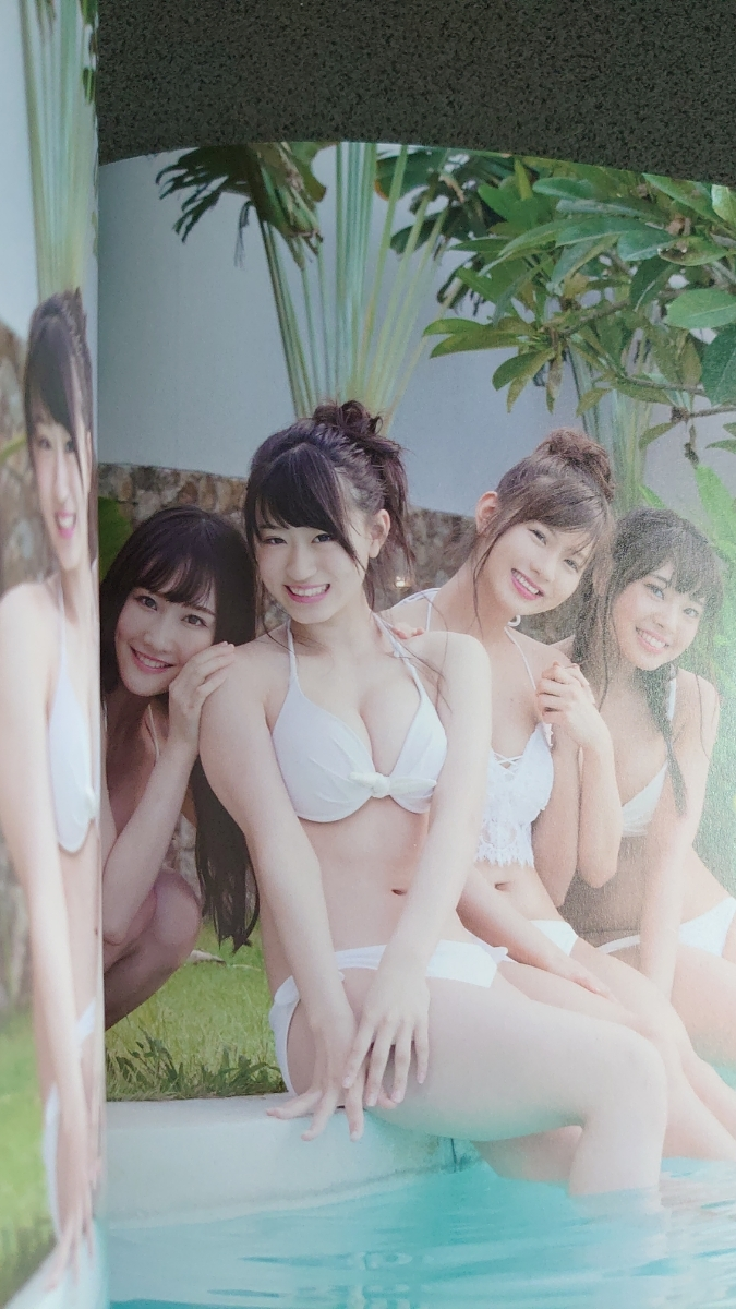 GIRLS-PEDIA 2017 SUMMER ガールズペディア 夏 矢倉楓子 谷川愛梨 上西怜 山田寿々_画像4