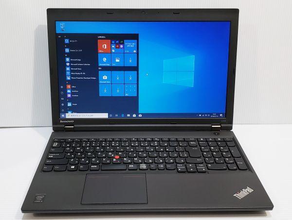 ThinkPad☆L540☆Core i5 4300M/4G/500G☆Win10モデル☆