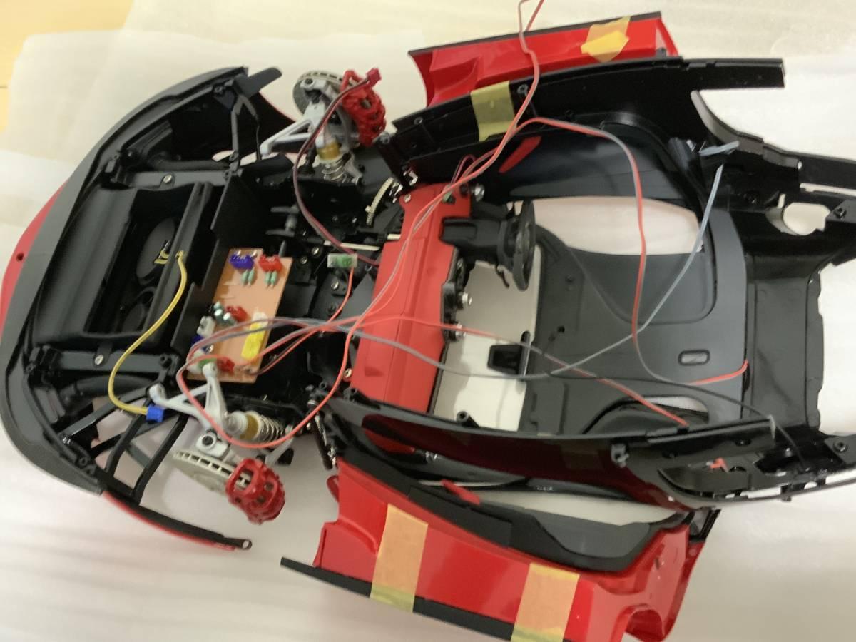 アシェット 週間 ラ フェラーリを作る 1~105号 製作中途品!_画像6