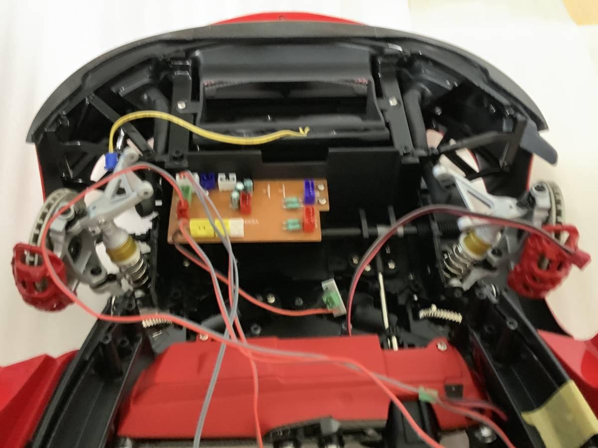 アシェット 週間 ラ フェラーリを作る 1~105号 製作中途品!_画像4