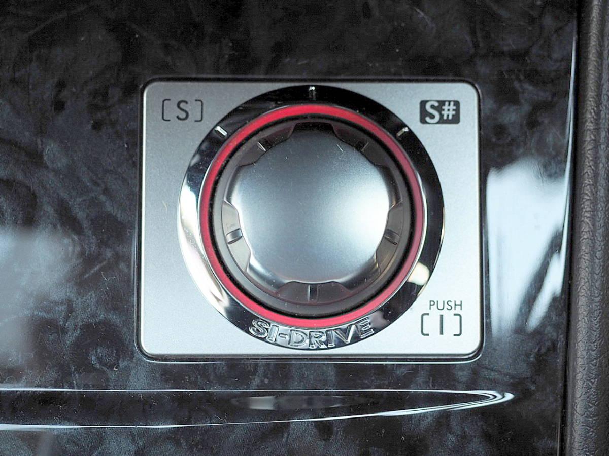 21年式 エクシーガ 2.0GT 4WD ターボ HDDナビ TV 後席FDモニター リアカメラ ETC HID SI-DRIVE プッシュスタート スマートキー 車検2年7月_画像9