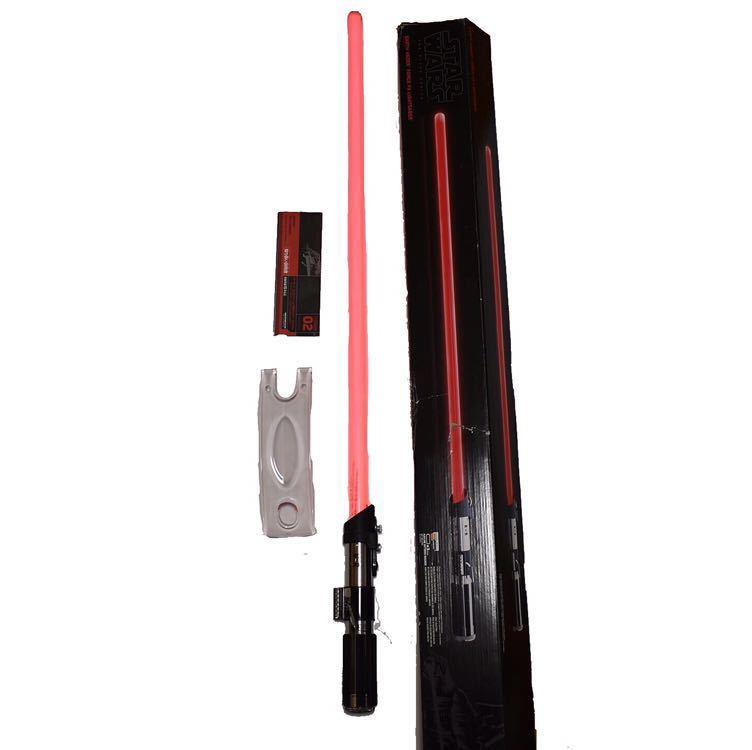 スター・ウォーズ ブラックシリーズ フォースFX ライトセーバー ダース・ベイダー SW 模造刀 タカラトミー ディズニー Disney ヴェイダー