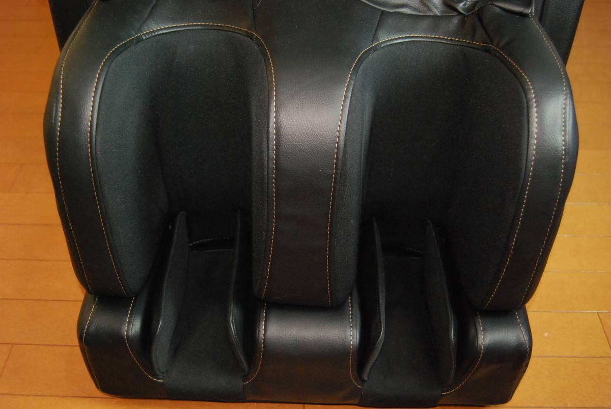 使用少・美品 フジ医療器 SKS-5600(AS-860の上位モデル) 高級マッサージチェア 足裏ヒーター搭載 禁煙・ペット無し環境での使用品_画像7