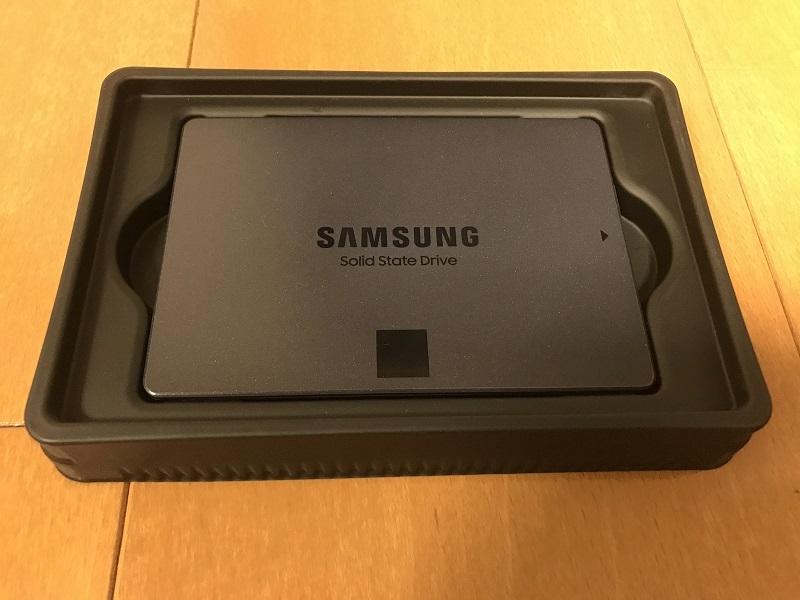 美品 Samsung SSD 860 QVO 1TB (サムスン)_画像2