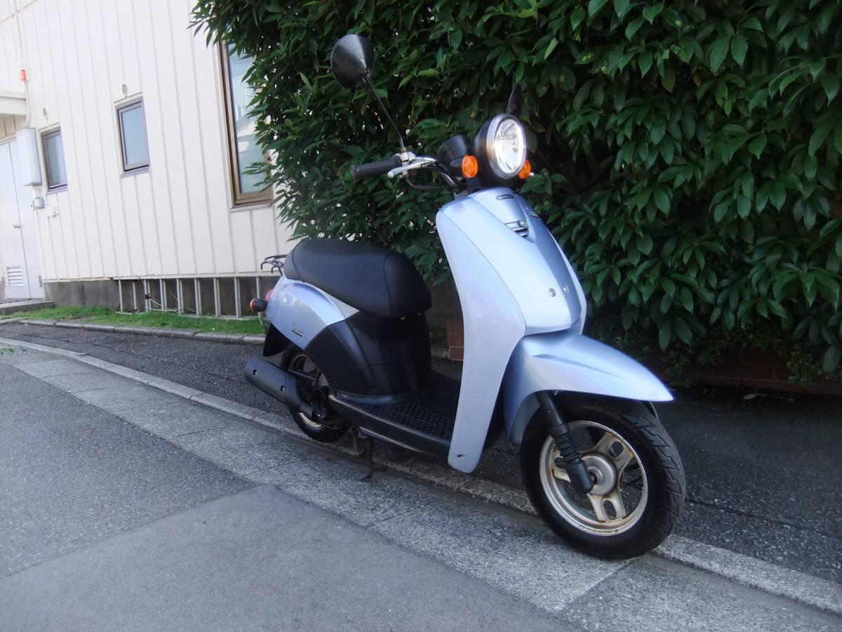 ホンダ トゥデイ(Today) 実動中古車 4サイクル バッテリー新品交換済み。オイル交換済み 書類有_画像5