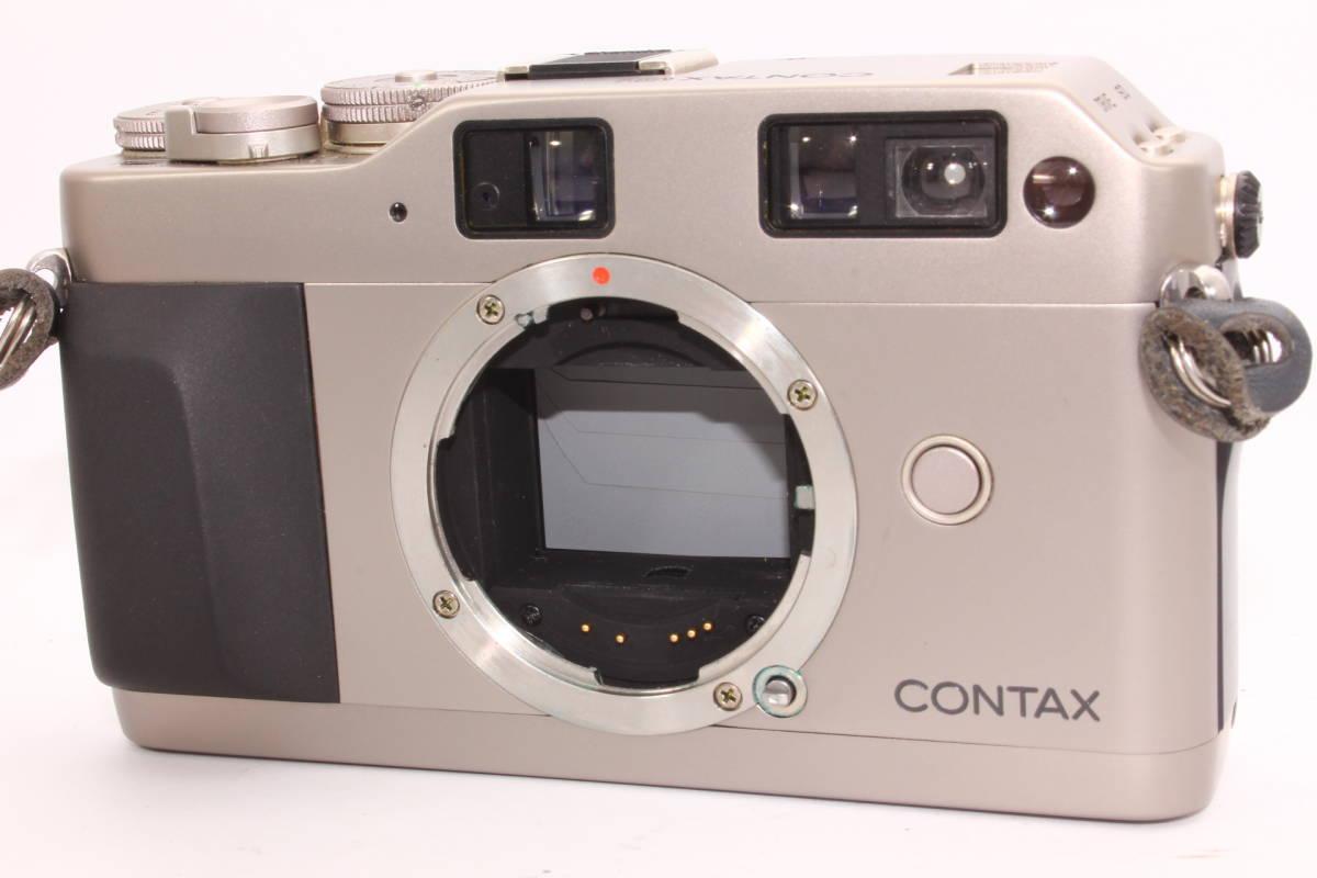 コンタックス G1 CONTAX レンジファインダー ボディ [048584]