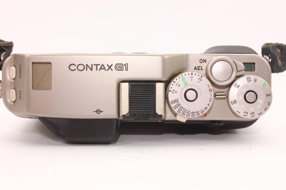 コンタックス G1 CONTAX レンジファインダー ボディ [048584]_画像6