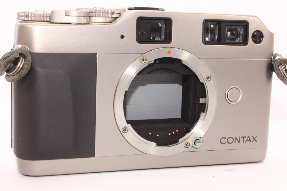 コンタックス G1 CONTAX レンジファインダー ボディ [048584]_画像2