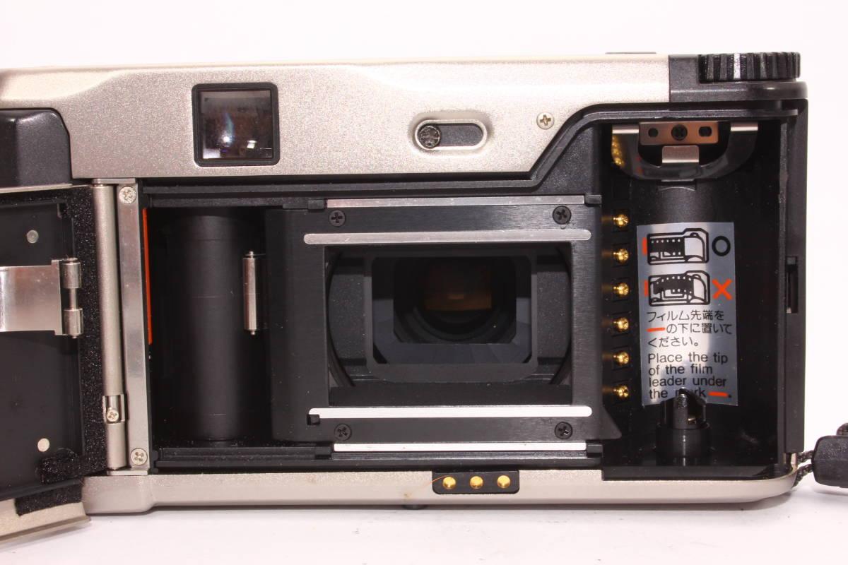 コンタックス TVS CONTAX ボディ Carl Zeiss Vario-Sonnar F3.5-6.5 28-56mm T* 箱、ケース付き [036394]_画像9