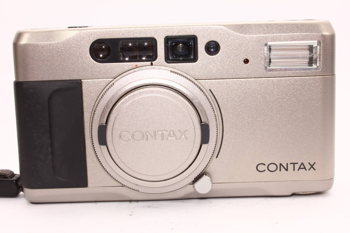 コンタックス TVS CONTAX ボディ Carl Zeiss Vario-Sonnar F3.5-6.5 28-56mm T* 箱、ケース付き [036394]_画像10