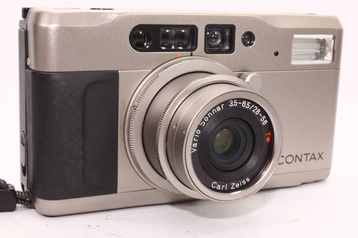コンタックス TVS CONTAX ボディ Carl Zeiss Vario-Sonnar F3.5-6.5 28-56mm T* 箱、ケース付き [036394]_画像3