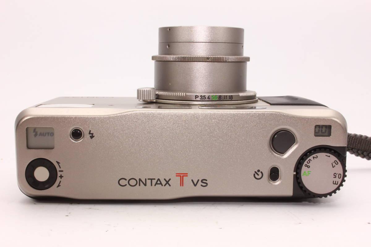 コンタックス TVS CONTAX ボディ Carl Zeiss Vario-Sonnar F3.5-6.5 28-56mm T* 箱、ケース付き [036394]_画像7