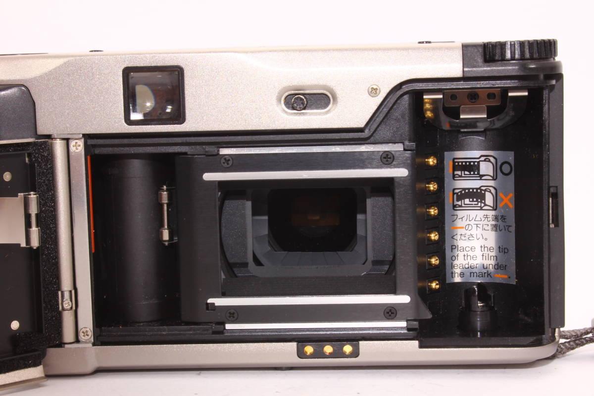 【人気品】コンタックス TVS CONTAX ボディ Carl Zeiss Vario-Sonnar F3.5-6.5 28-56mm T* [065047]_画像8