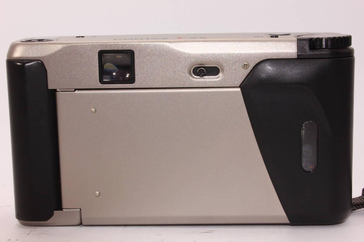 【人気品】コンタックス TVS CONTAX ボディ Carl Zeiss Vario-Sonnar F3.5-6.5 28-56mm T* [065047]_画像5