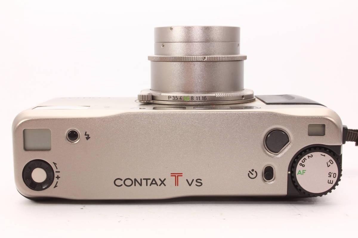 コンタックス TVS CONTAX ボディ Carl Zeiss Vario-Sonnar F3.5-6.5 28-56mm T* [015504]_画像6
