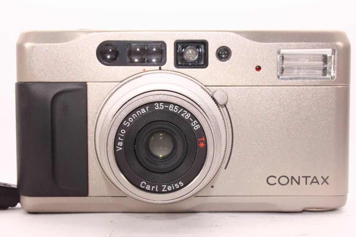 コンタックス TVS CONTAX ボディ Carl Zeiss Vario-Sonnar F3.5-6.5 28-56mm T* [015504]_画像9