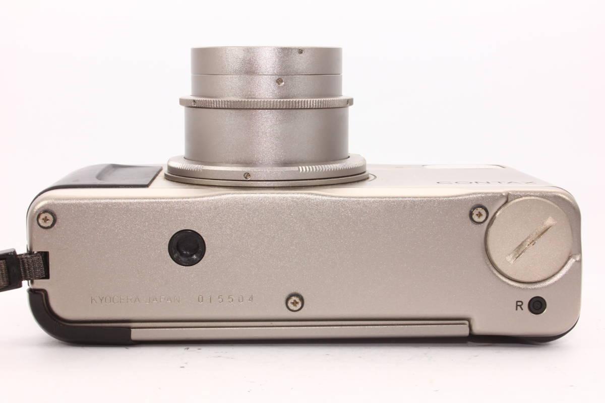 コンタックス TVS CONTAX ボディ Carl Zeiss Vario-Sonnar F3.5-6.5 28-56mm T* [015504]_画像7
