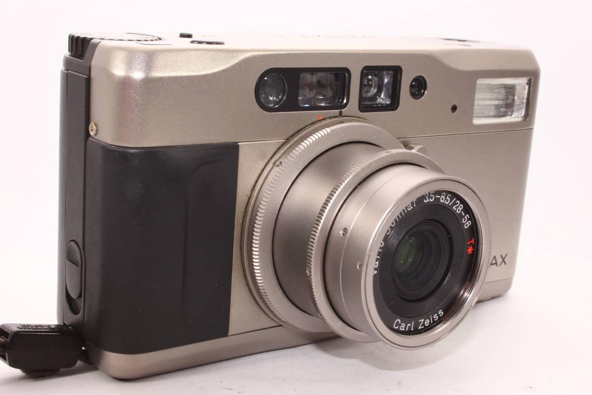 コンタックス TVS CONTAX ボディ Carl Zeiss Vario-Sonnar F3.5-6.5 28-56mm T* [015504]_画像2