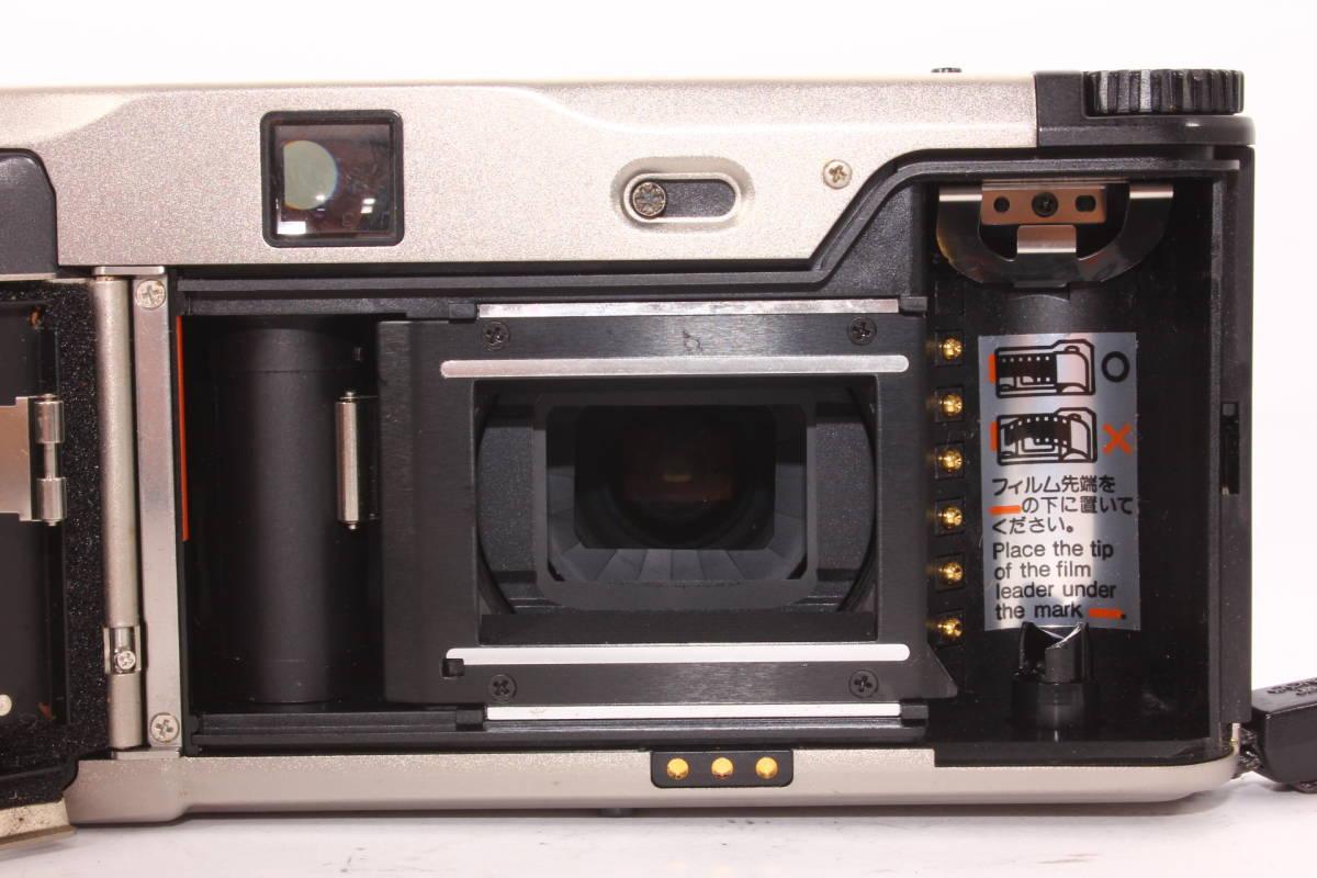 コンタックス TVS CONTAX ボディ Carl Zeiss Vario-Sonnar F3.5-6.5 28-56mm T* [015504]_画像8