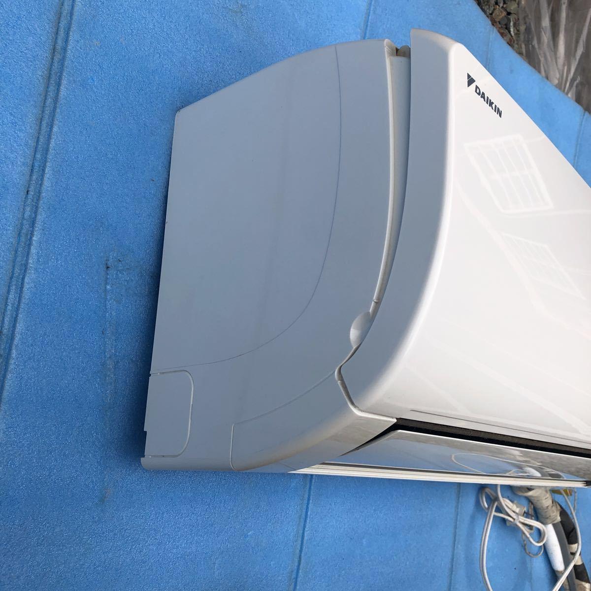 ダイキン DAIKIN 2014年製 光速ストリーマ搭載 ルームエアコン 3.6kW ~15畳 AN36RES 中古品 送料安 禁煙 ペット無し_画像8