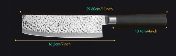 ★新品★ 高級包丁 MYVIT 海外ブランド 3点セット X30CR14 ステンレス鋼 万能包丁 パティナイフ 三徳包丁 シェフナイフ DK018_画像5