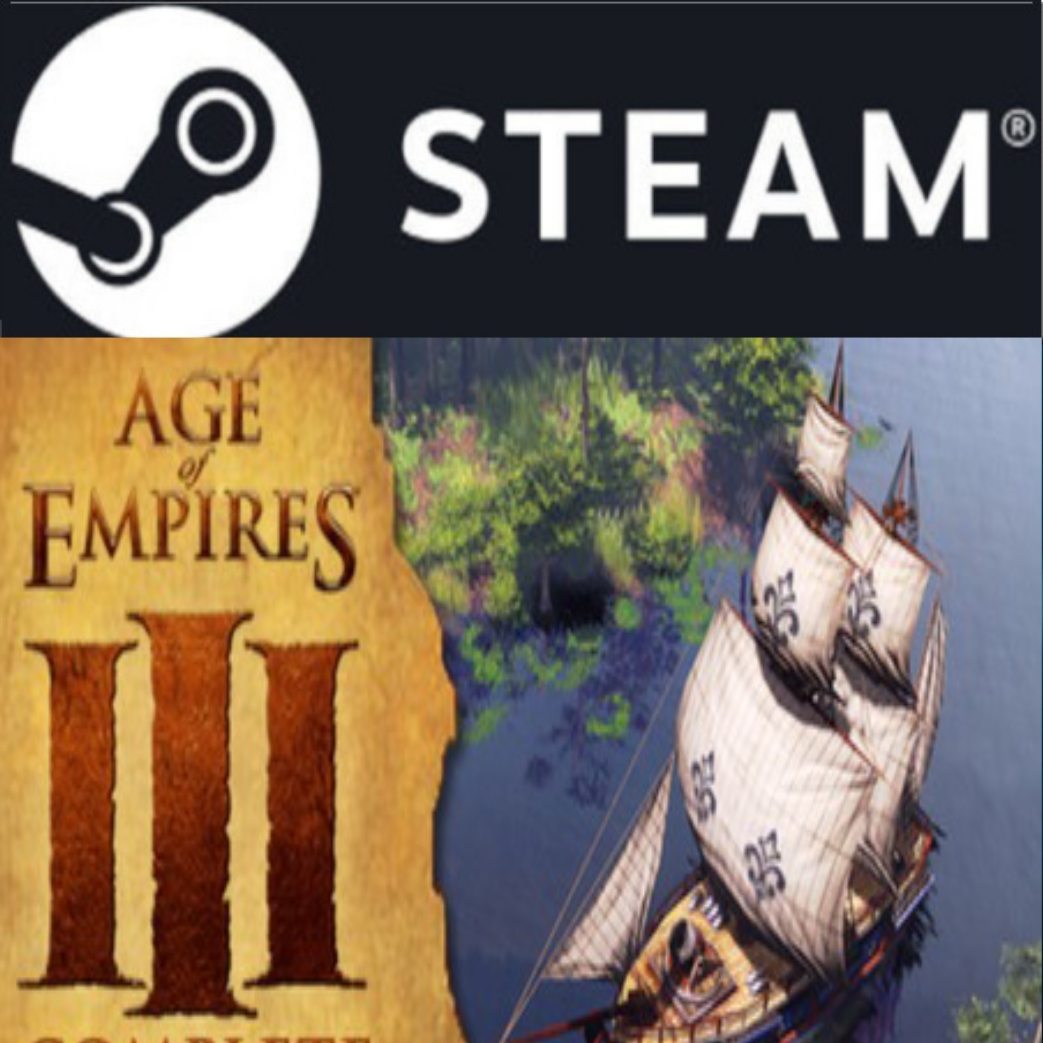 Age of Empires III Complete Collection / エイジオブエンパイア3 完全版 PC STEAM コード