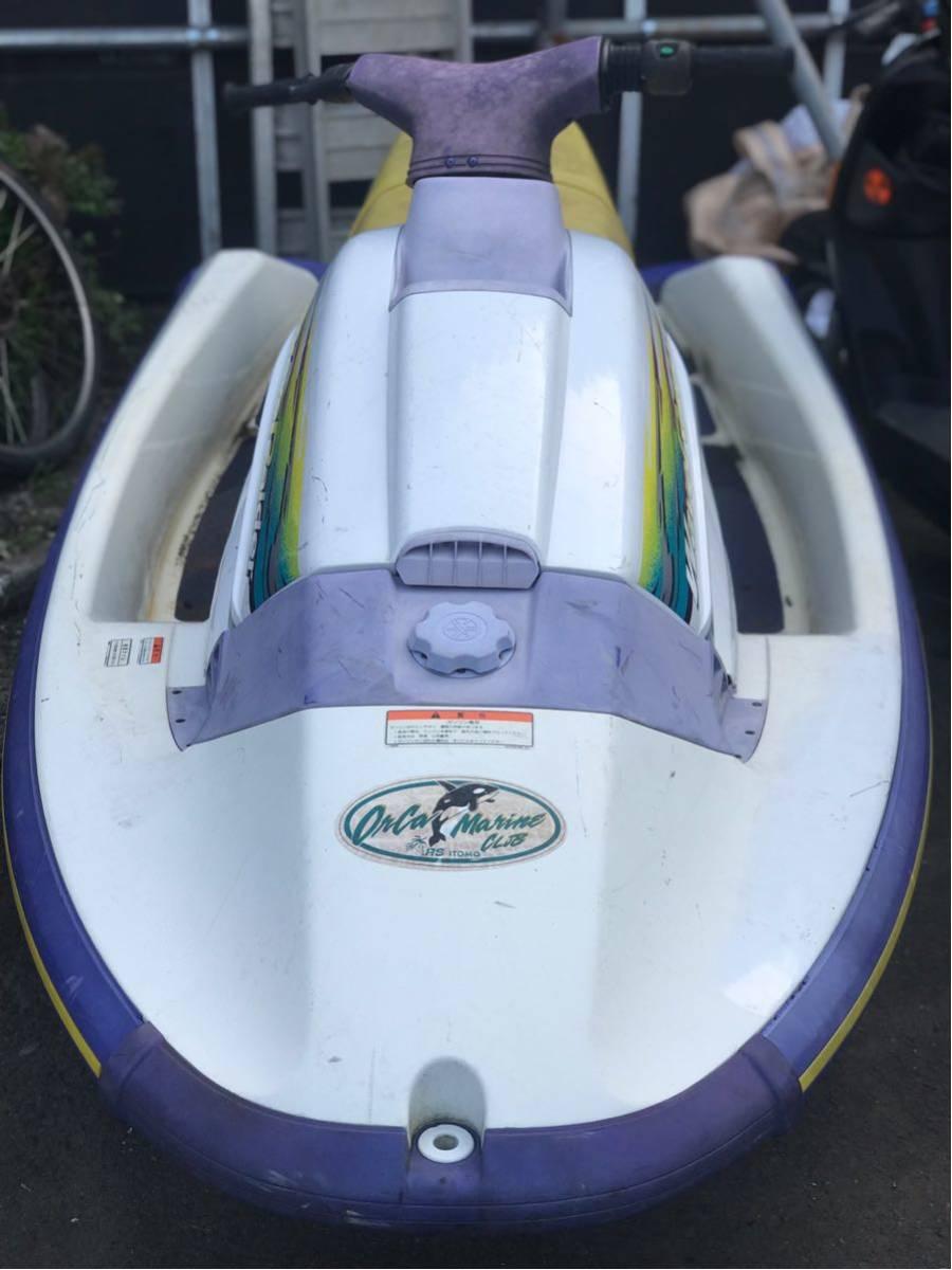 ヤマハ 700SP