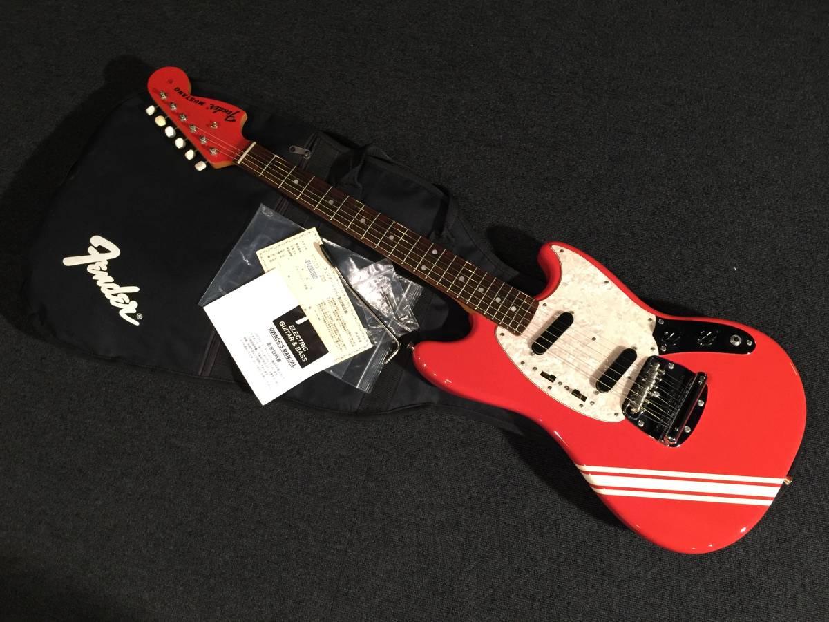 レア!生産完了 綺麗です! FenderJapan MG73 CO FRD No.070419 MADE IN JAPAN _画像1